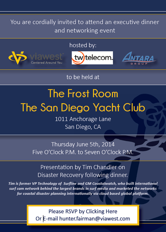 Networking Event hosted by the ANTARA Group