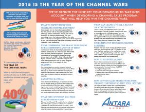 Channel Wars