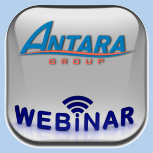 ANTARA Webinars Graphic